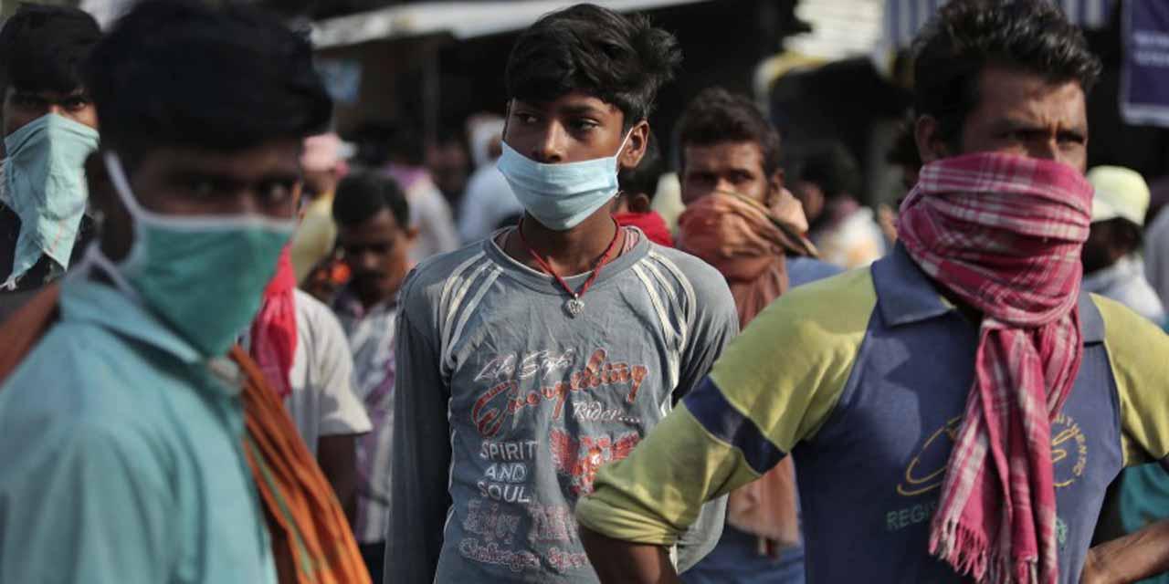 India reporta disminución de contagios covid, flexibiliza las siguientes medidas | El Imparcial de Oaxaca
