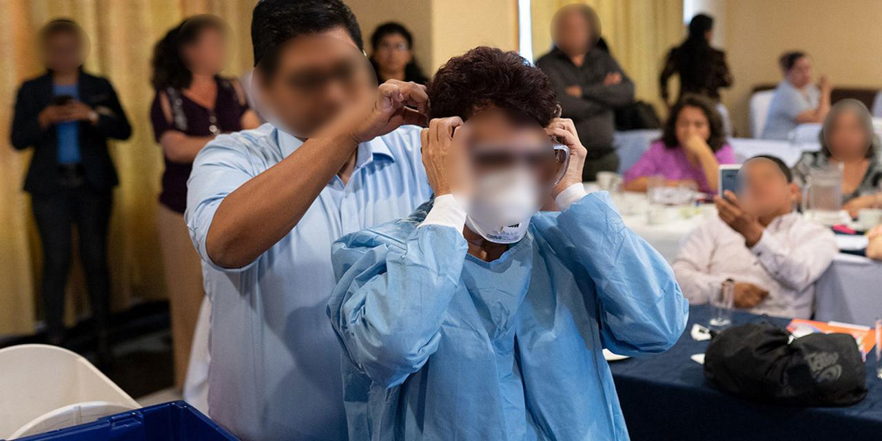 Los SSO reportan 48,620 casos acumulados de Covid-19 | El Imparcial de Oaxaca