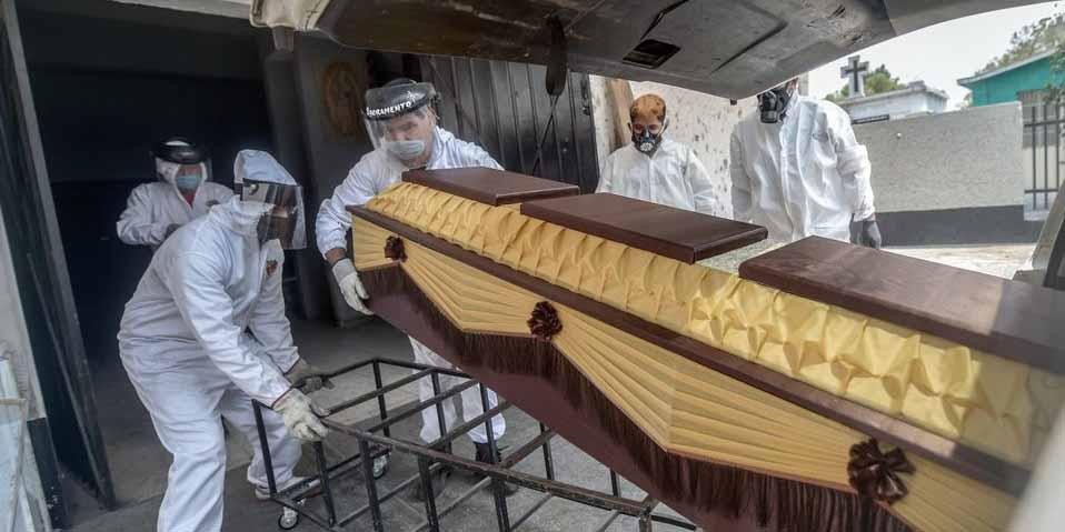 Dentista que ya había recibido las dos dosis de la vacuna muere por covid-19   El Imparcial de Oaxaca