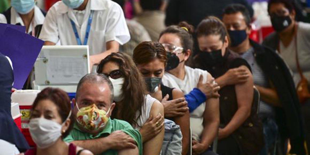 Los SSO notifican 30 decesos y 58 nuevos contagios | El Imparcial de Oaxaca