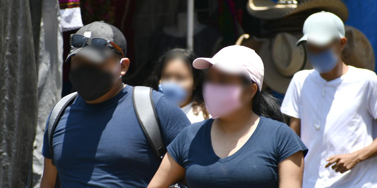 Oaxaca preocupa con aumento de casos covid, hoy registró 99 casos nuevos   El Imparcial de Oaxaca