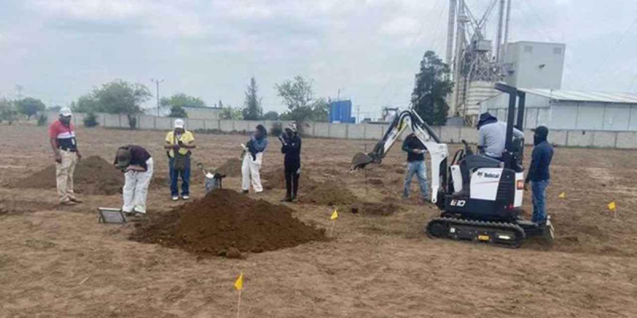 Fosas clandestinas son halladas en Cuautla, Morelos | El Imparcial de Oaxaca