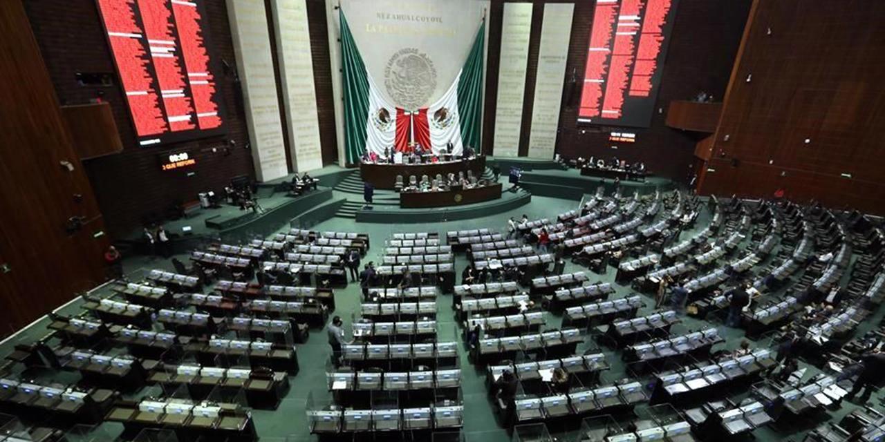 Reparten curules plurinominales en el Congreso Federal | El Imparcial de Oaxaca