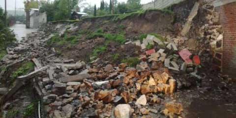 Lluvias dejan afectaciones en casas, elevan nivel de ríos en Hidalgo | El Imparcial de Oaxaca