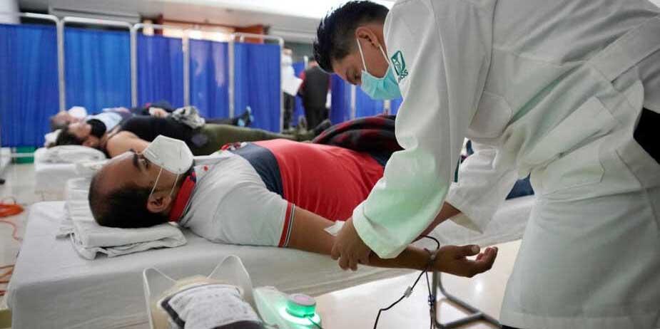 IMMS continúa con jornada de donación de sangre por segundo día consecutivo   El Imparcial de Oaxaca