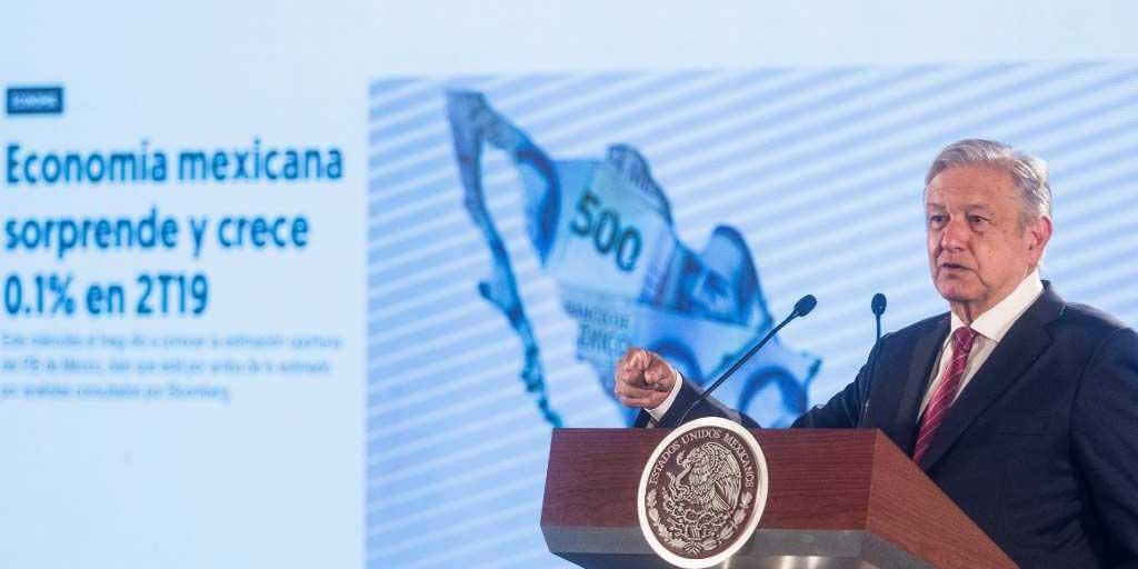 Vamos saliendo de la crisis económica, confirma el presidente López Obrador   El Imparcial de Oaxaca