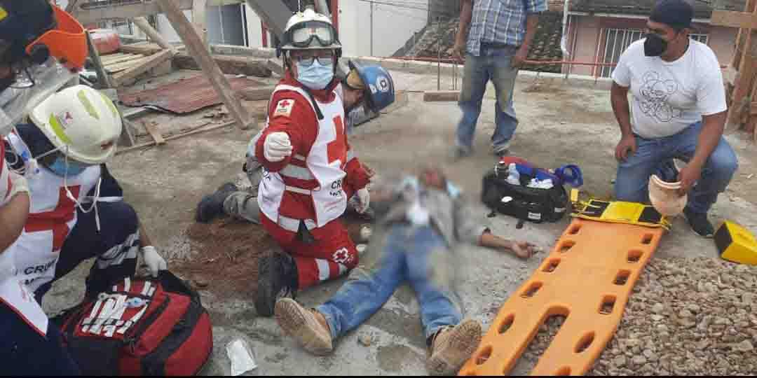 Se electrocuta albañil en Reyes Matecón | El Imparcial de Oaxaca