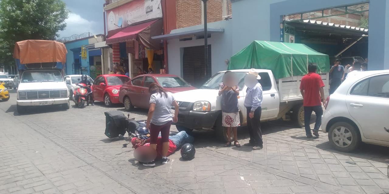 Embisten a repartidor en céntricas calles de Oaxaca   El Imparcial de Oaxaca