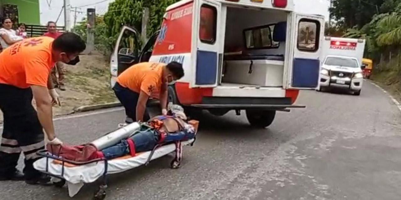 Derrape mortal en carretera a Juquila   El Imparcial de Oaxaca