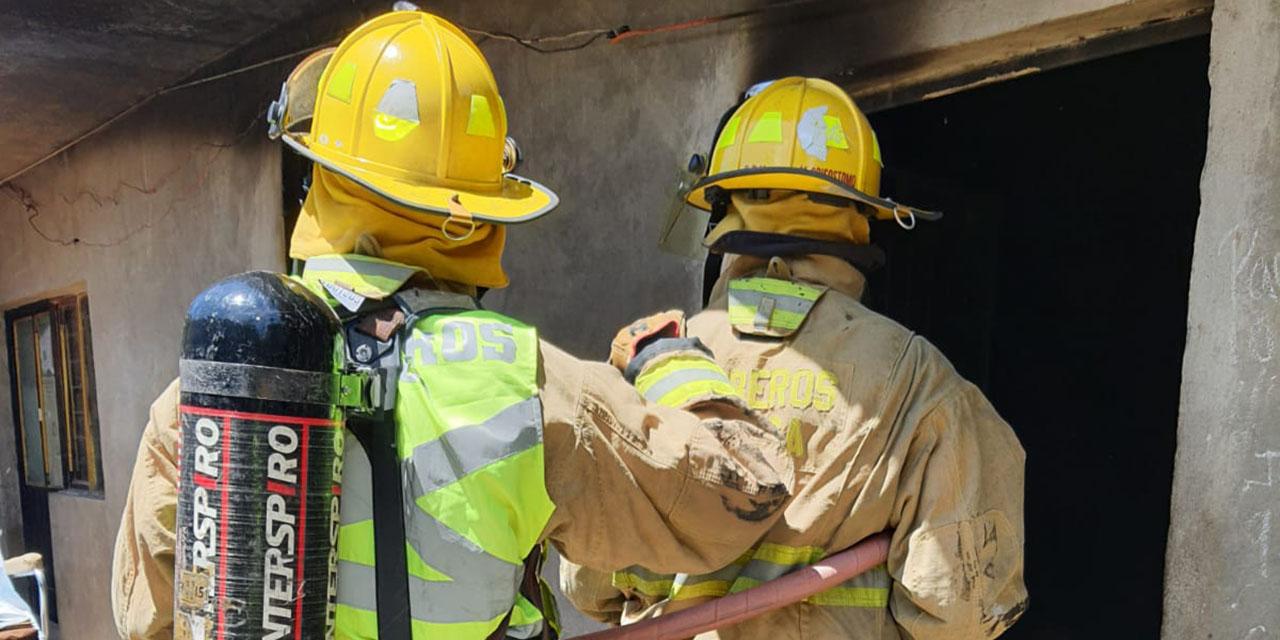 Se incendia casa habitación en San Martín Mexicápam | El Imparcial de Oaxaca