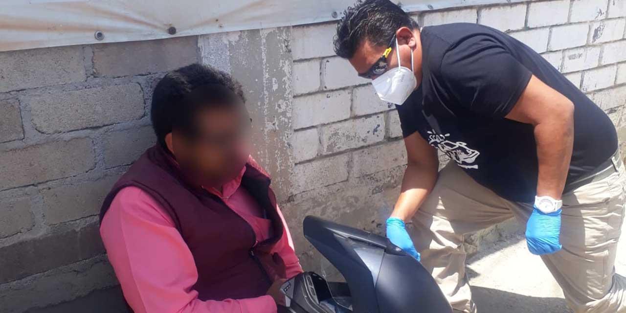 Motociclista derrapa violentamente en crucero de San Pablo Etla   El Imparcial de Oaxaca