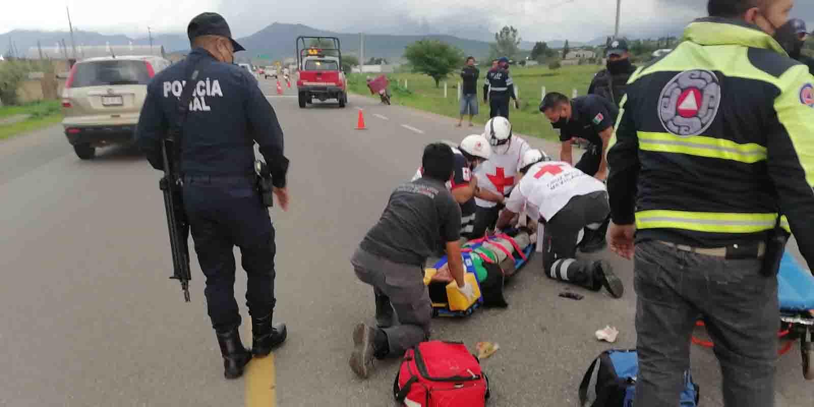 Violento derrapa  en Tlacolula de Matamoros | El Imparcial de Oaxaca