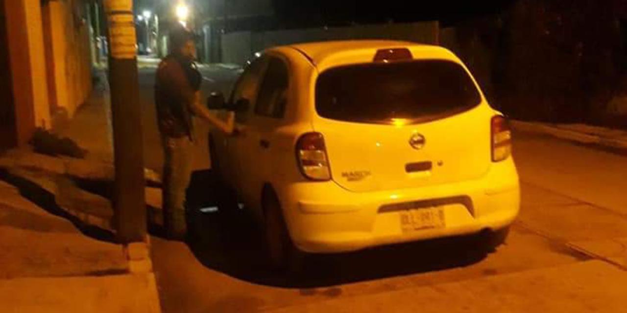 Persecución en Tlacolula de matamoros | El Imparcial de Oaxaca