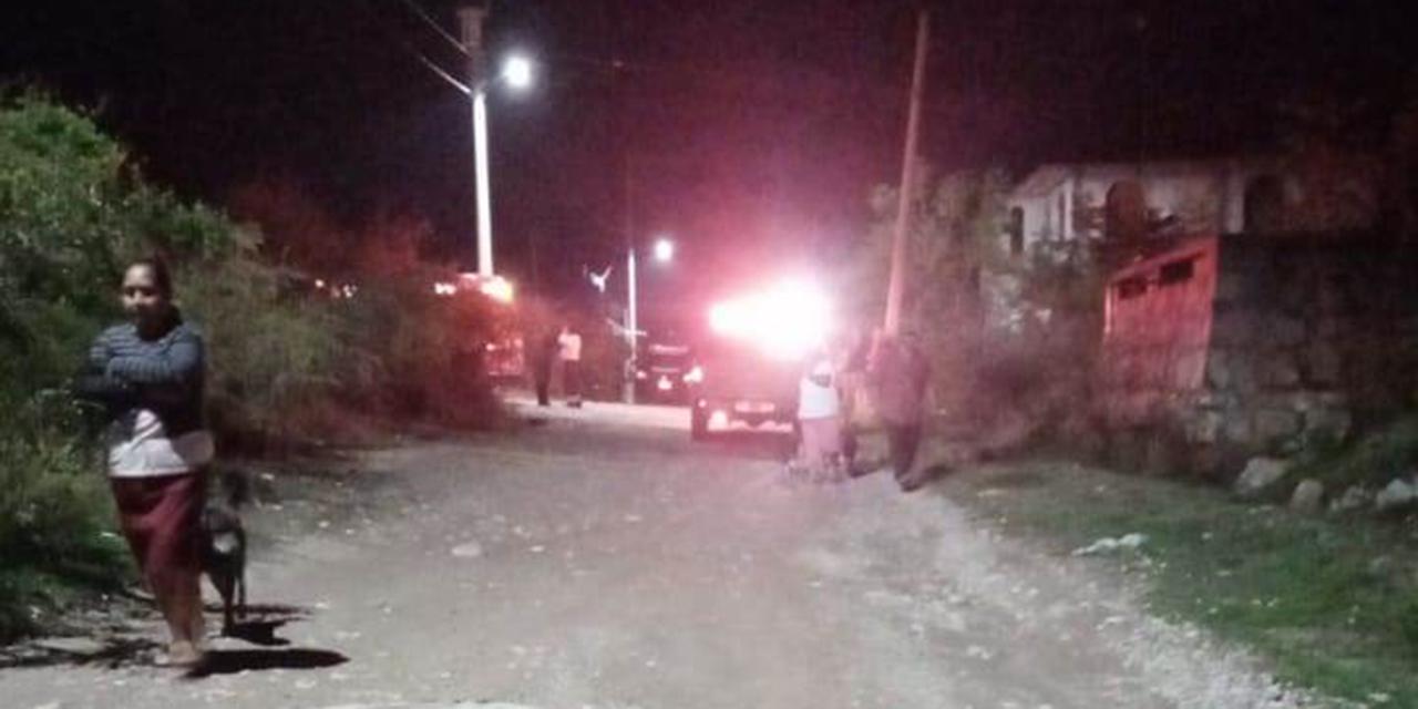 Balean a un hombre en agencia de Huajuapan   El Imparcial de Oaxaca