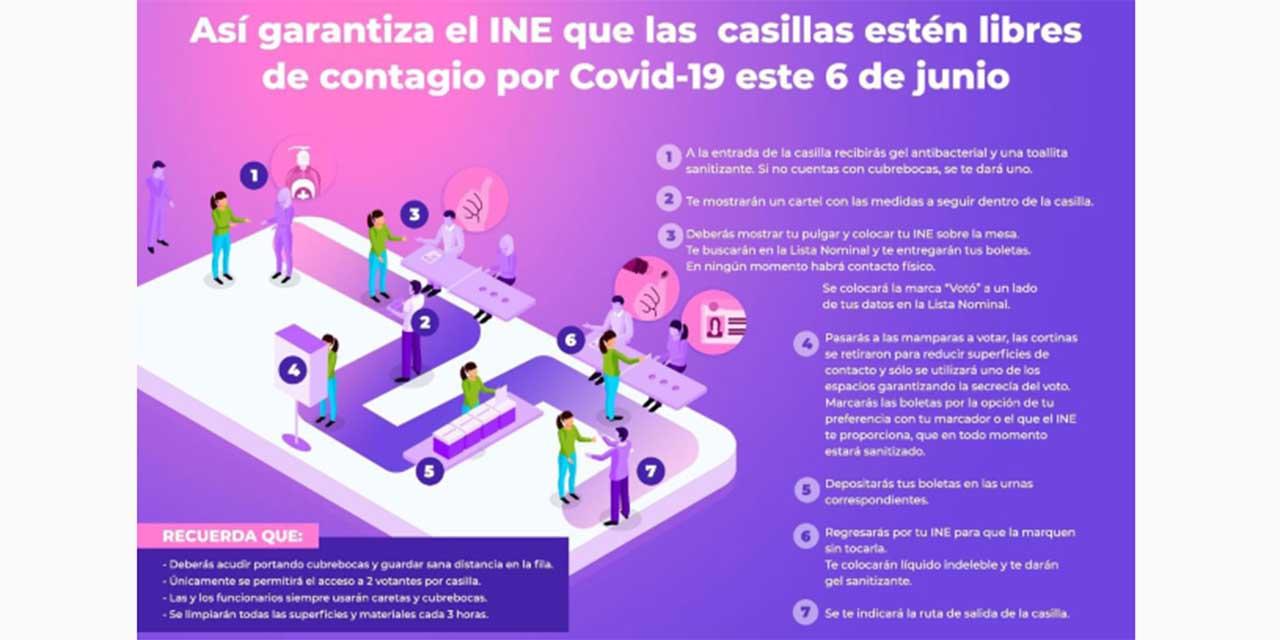 Oaxaca va a las urnas   El Imparcial de Oaxaca