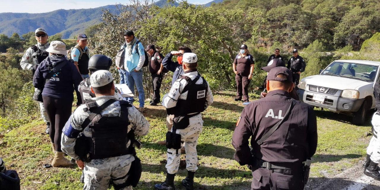 Se reactiva búsqueda  de activista Uruchurtu   El Imparcial de Oaxaca