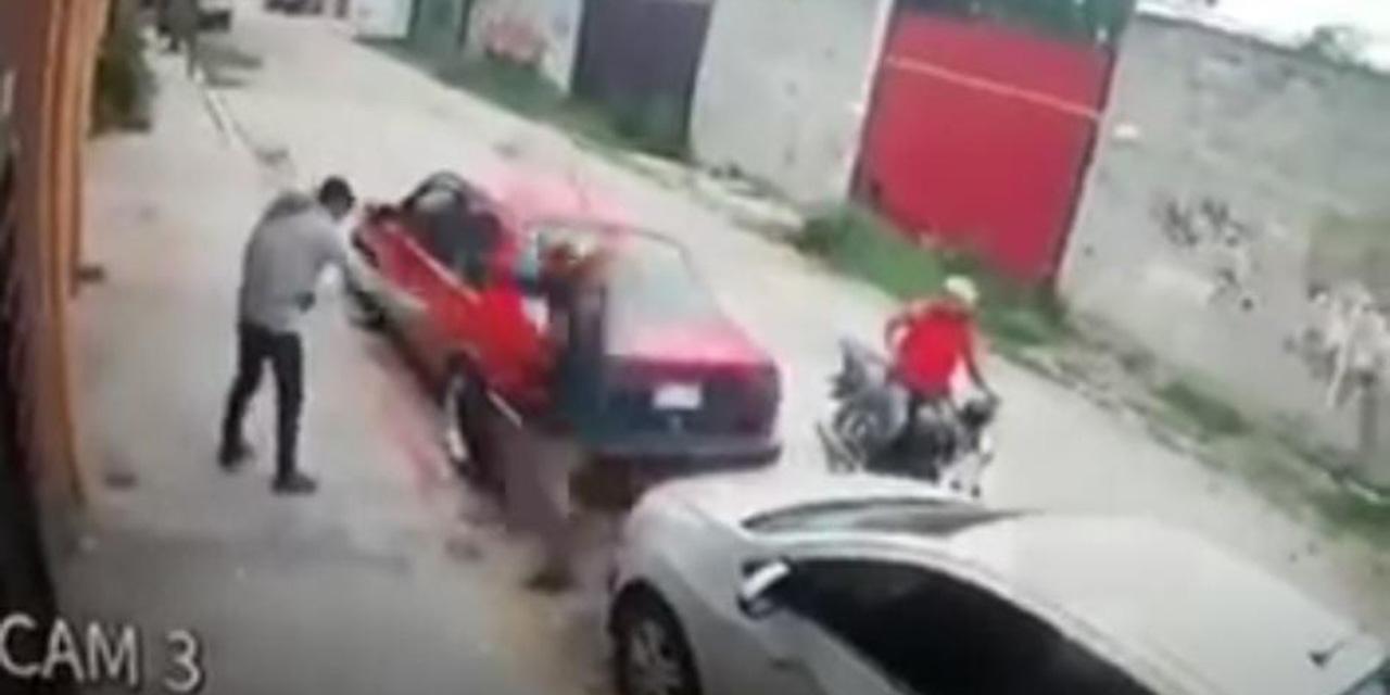 Video: La delincuencia se apodera de Atzompa y San Jacinto Amilpas   El Imparcial de Oaxaca