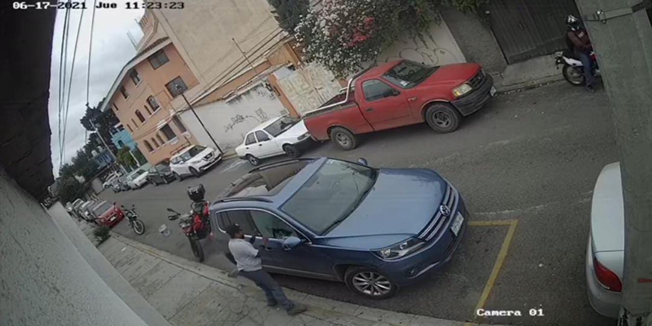 Delincuentes operan con total impunidad en el Barrio de Jalatlaco | El Imparcial de Oaxaca
