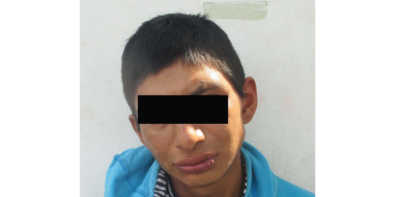 Atrapan a presunto ladrón de celulares en la Central de Abasto | El Imparcial de Oaxaca