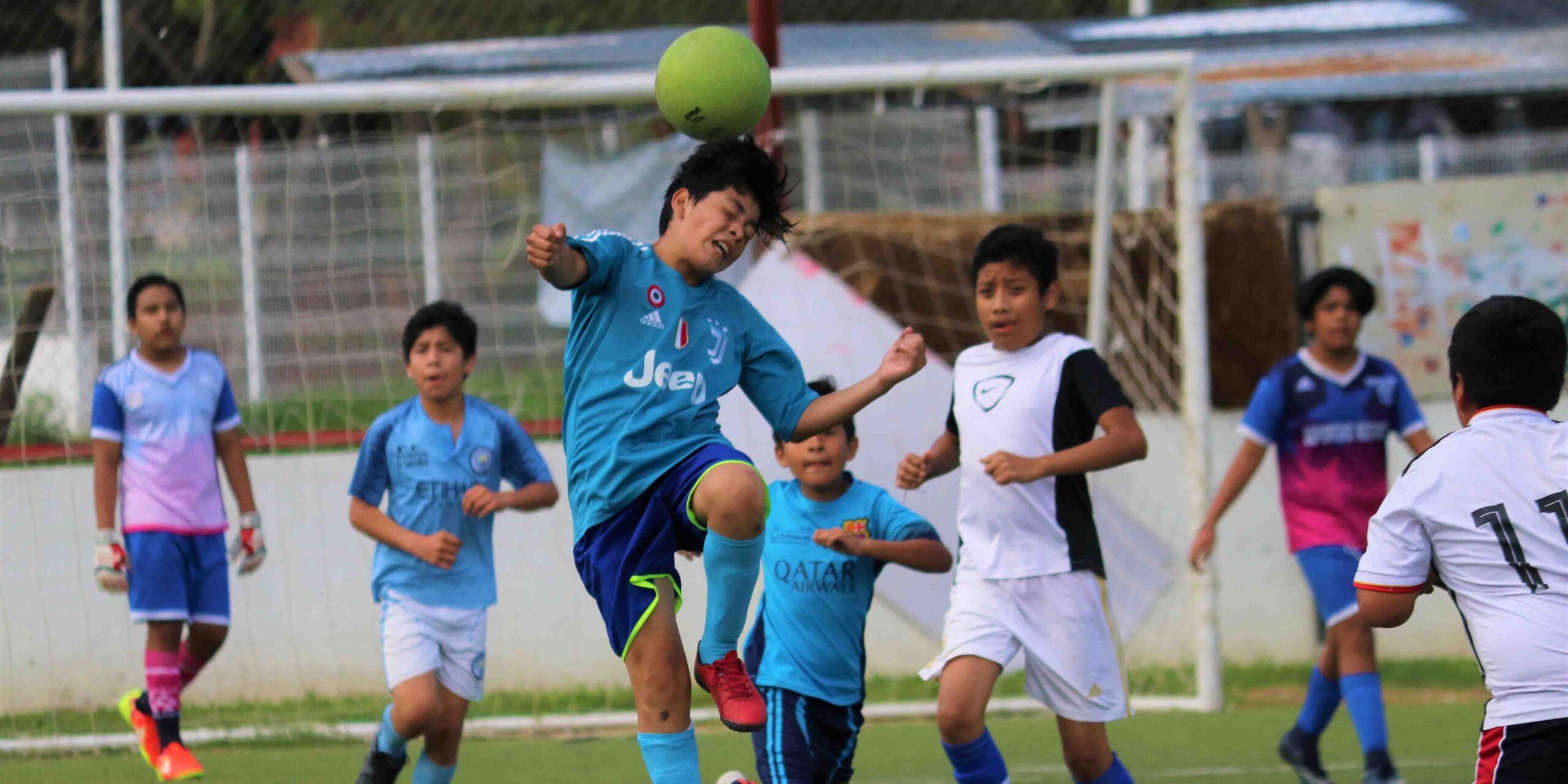 Se queda El Rosario con título del cuadrangular infantil de fútbol 7 | El Imparcial de Oaxaca