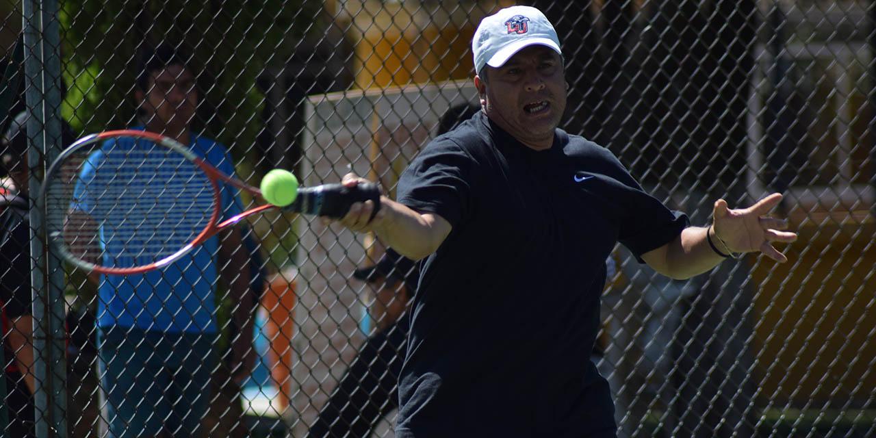 Darán comienzo al Torneo tenista de veteranos en Oaxaca | El Imparcial de Oaxaca