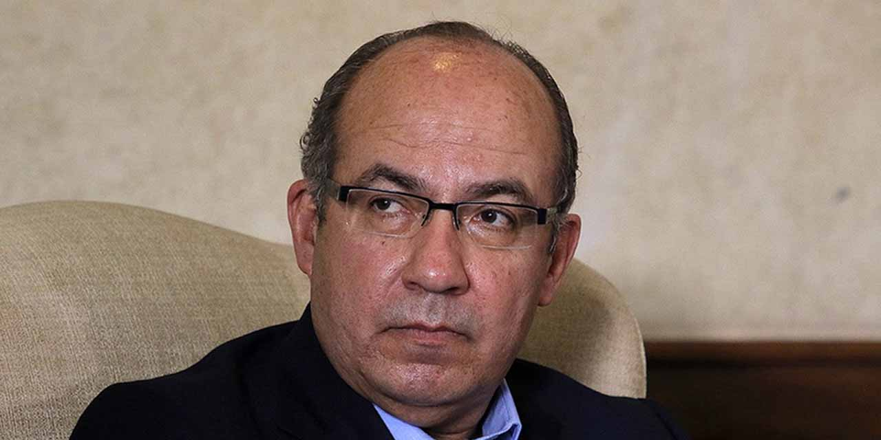 Felipe Calderón es canalizado al Hospital ABC por Covid-19 | El Imparcial de Oaxaca