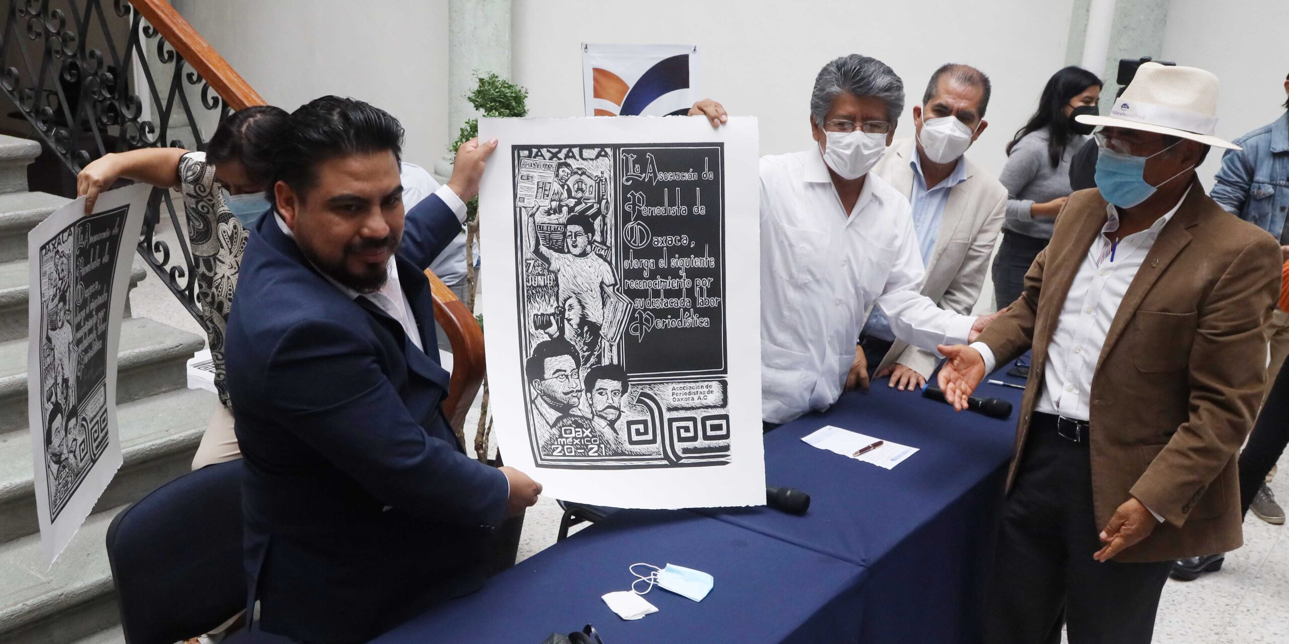 Reconocen trabajo de periodistas de El Imparcial   El Imparcial de Oaxaca