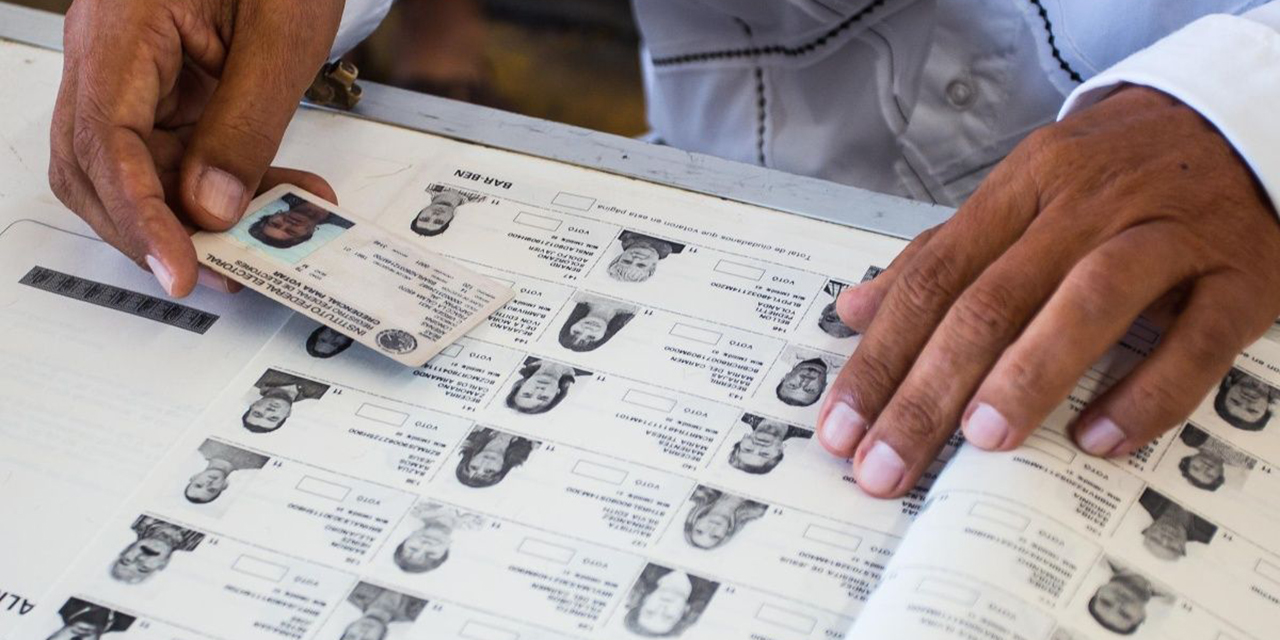 Fiscalía electoral abrió 48 carpetas de investigación | El Imparcial de Oaxaca