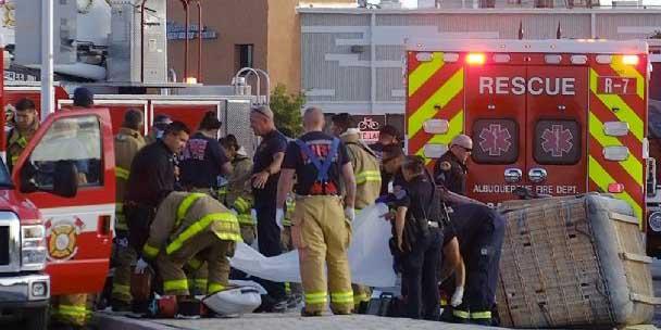 Accidente de globo aerostático en Nuevo México termina con 5 muertos | El Imparcial de Oaxaca