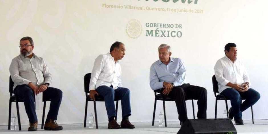 Supervisa presidente López Obrador obras de SCT con inversión de 4mil 205 millones de pesos | El Imparcial de Oaxaca