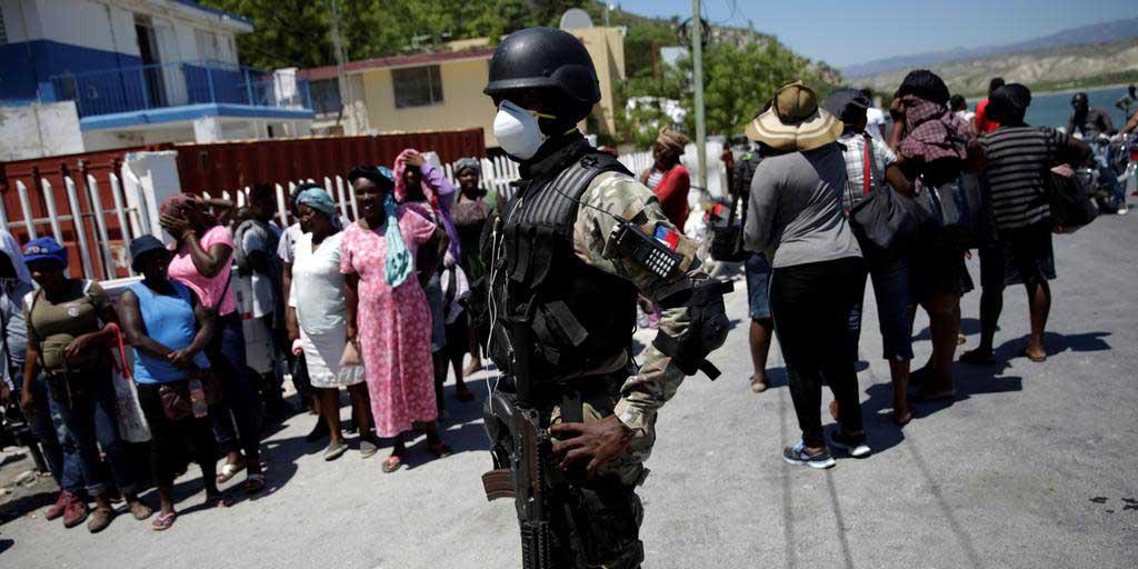 En Haití piden ayuda, no han recibido una sola vacuna anticovid | El Imparcial de Oaxaca