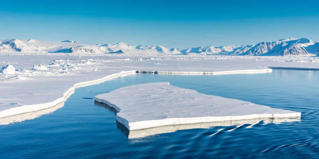Hielo Ártico adelgaza 100% más rápido de lo previsto   El Imparcial de Oaxaca
