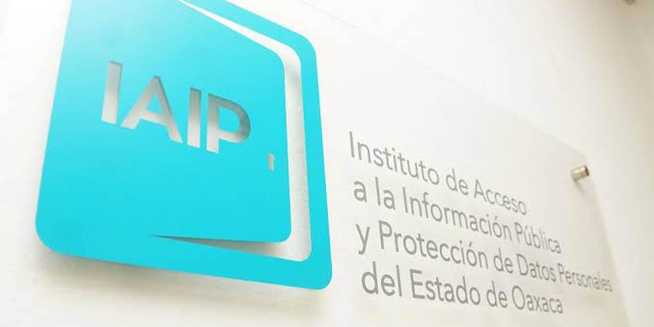 Comisionados piden frenar desaparición del IAIPO | El Imparcial de Oaxaca