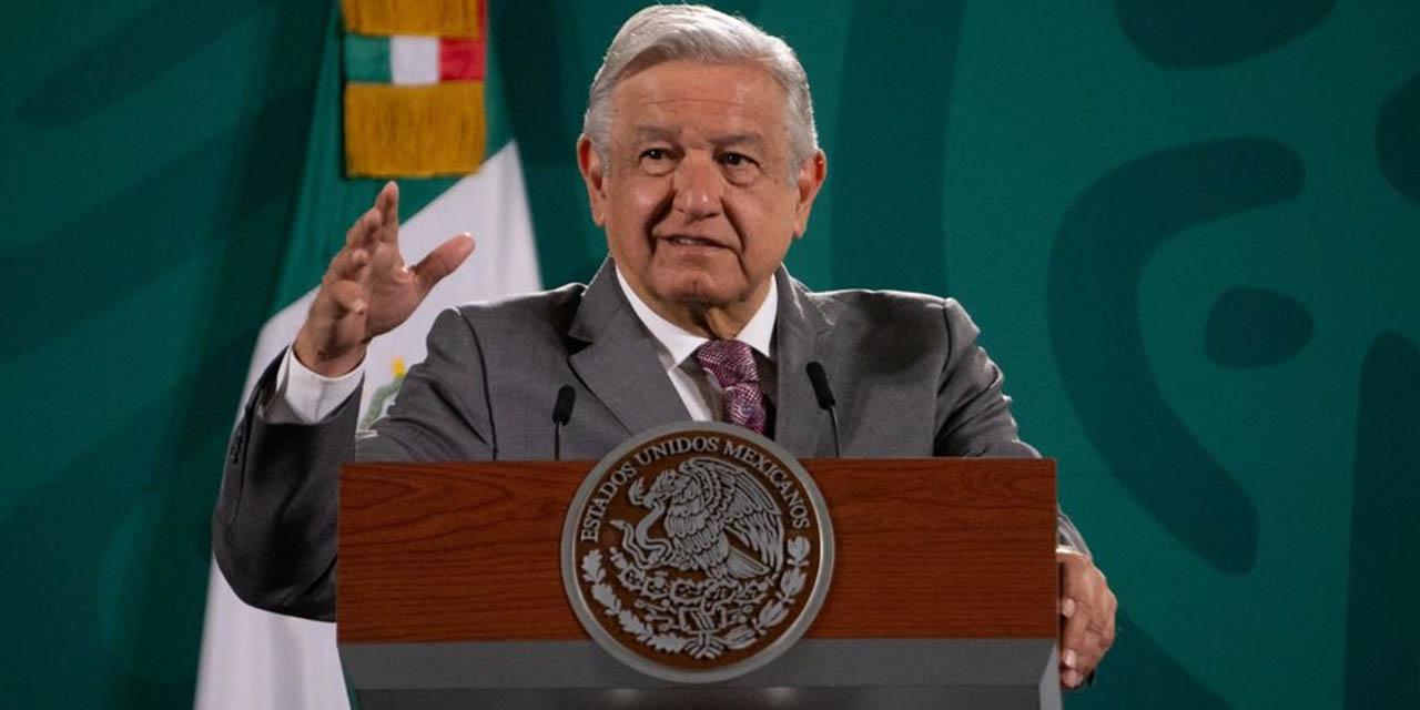 Asegura AMLO que la gente voto por la continuidad de 4T   El Imparcial de Oaxaca