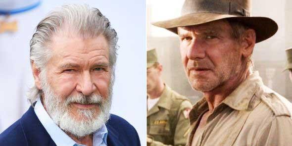 Filtran la imagen de Harrison Ford para la nueva película de Indiana Jones   El Imparcial de Oaxaca