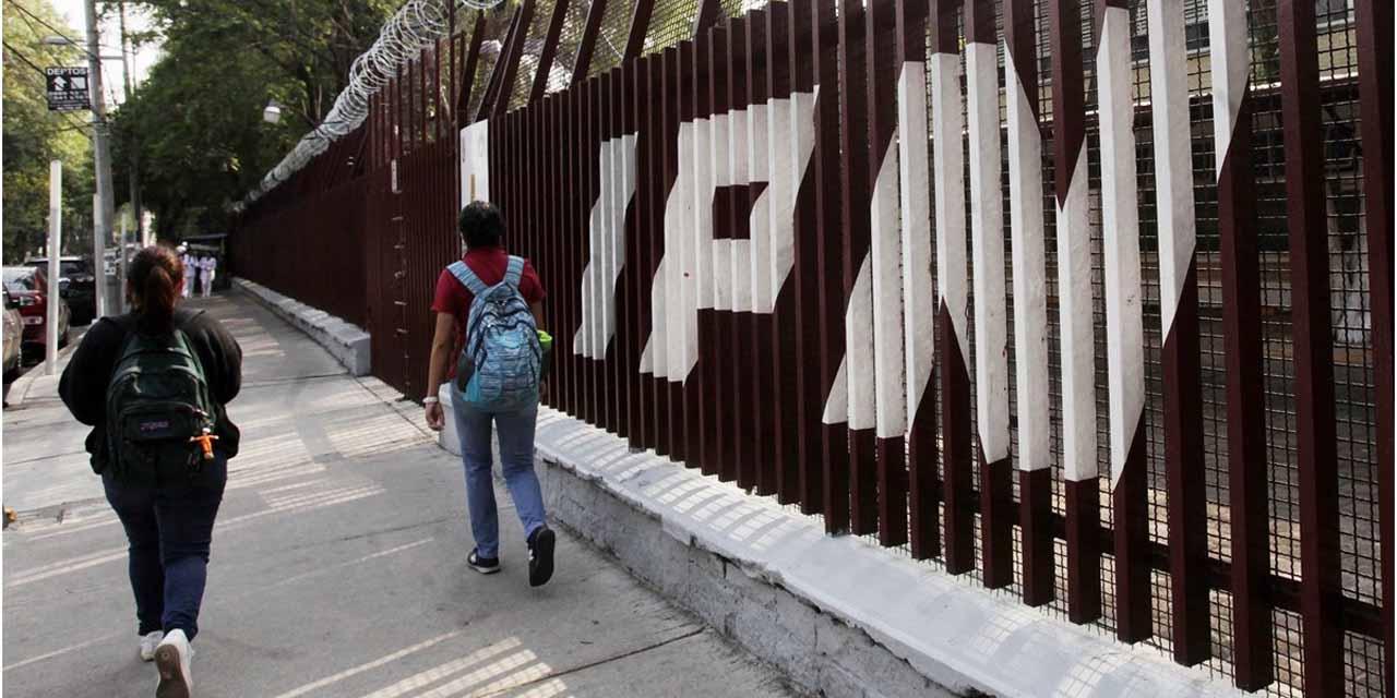 IPN aplaza el regreso presencial a las aulas hasta el mes de Agosto | El Imparcial de Oaxaca