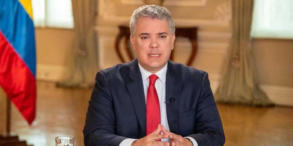 Helicóptero en el que viajaba Iván Duque, presidente de Colombia fue atacado   El Imparcial de Oaxaca