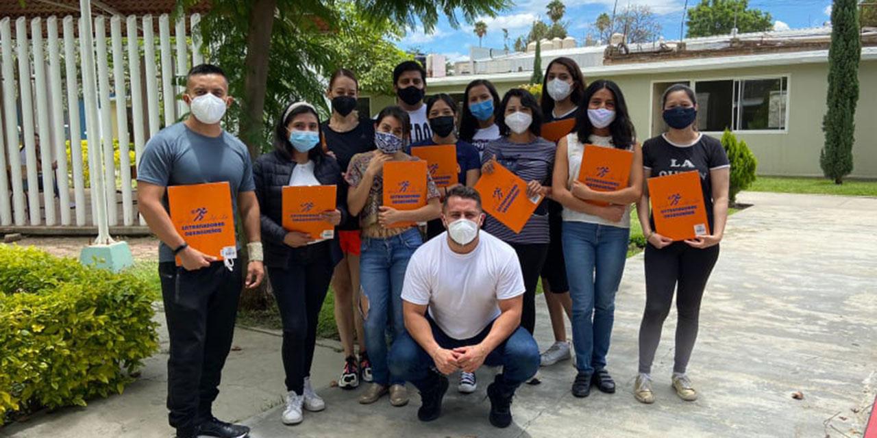 Concluyó la certificación en cineantropometría   El Imparcial de Oaxaca