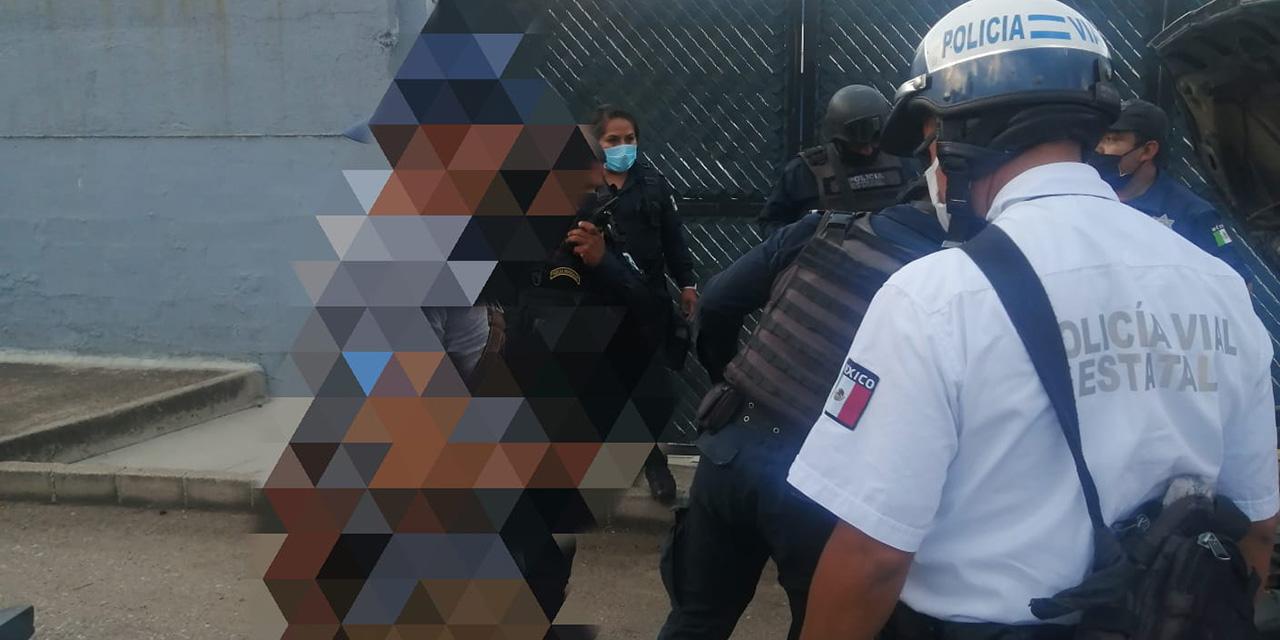 Asalto y persecución en Tlalixtac   El Imparcial de Oaxaca