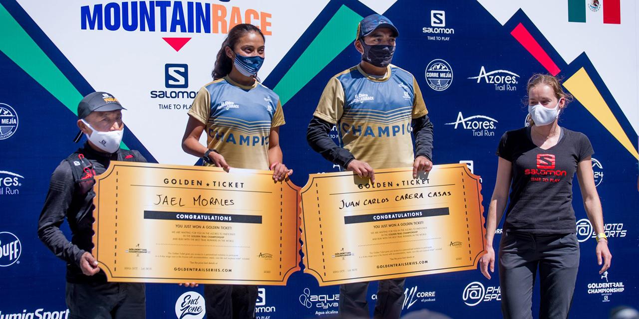 Oaxaqueña Jael Morales gana en Hidalgo | El Imparcial de Oaxaca
