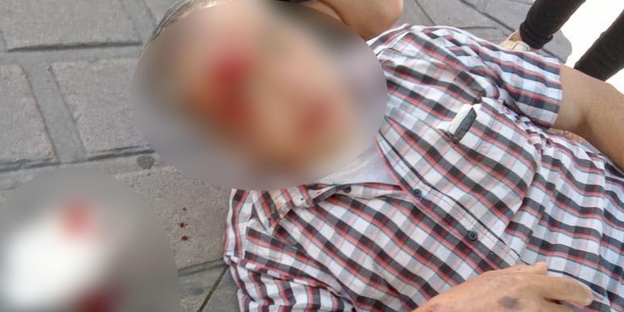 Atropellan a anciano en céntricas calles de Oaxaca | El Imparcial de Oaxaca