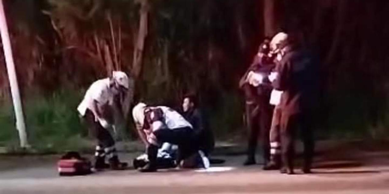 Lo asesinan a balazos afuera de la Quinta Amarantos | El Imparcial de Oaxaca