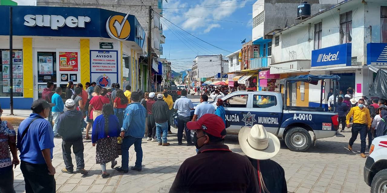 Asesinan a integrante de MULT en Juxtlahuaca | El Imparcial de Oaxaca