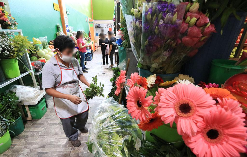 Nueva normalidad merma ventas del mercado Hidalgo