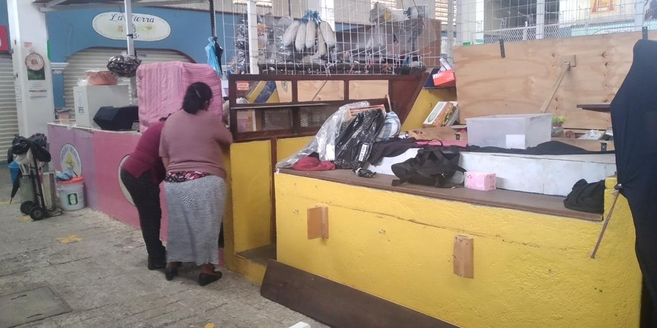 Atracan en locales de mercado en El Rosario   El Imparcial de Oaxaca