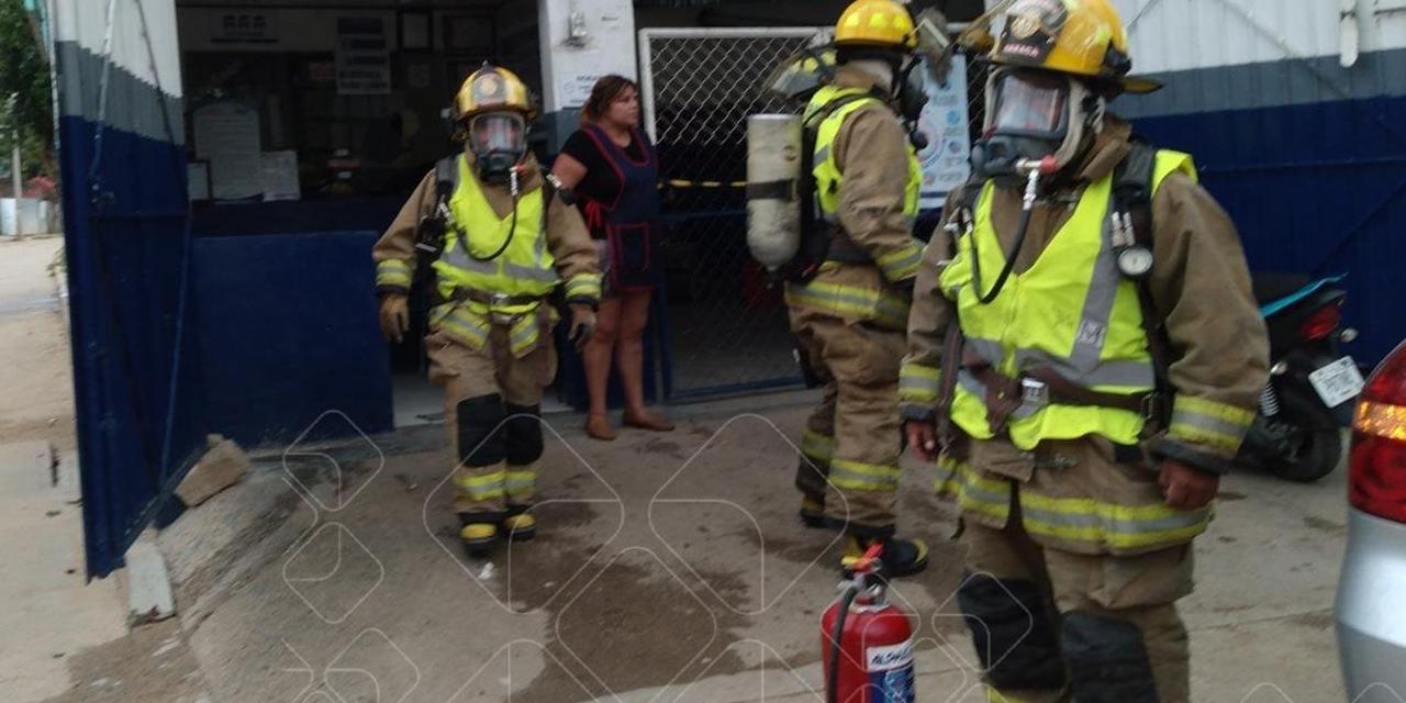 Flamazo en una vivienda   El Imparcial de Oaxaca