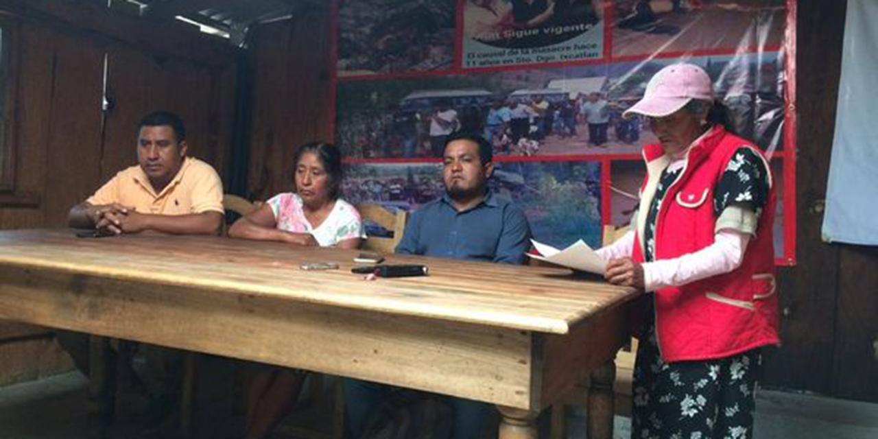 Son dados por muertos para quitarle sus tierras | El Imparcial de Oaxaca