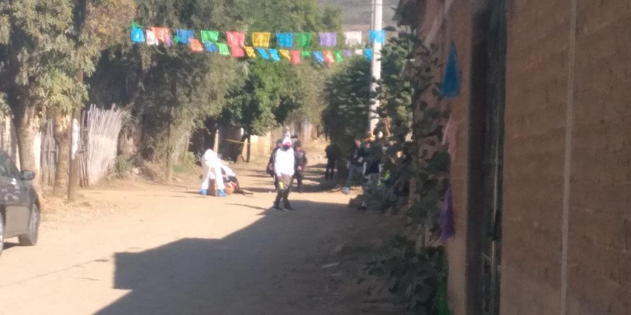 Feminicidio impune en Tlalixtac | El Imparcial de Oaxaca