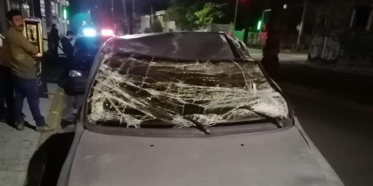 Fuerte accidente en Oaxaca | El Imparcial de Oaxaca