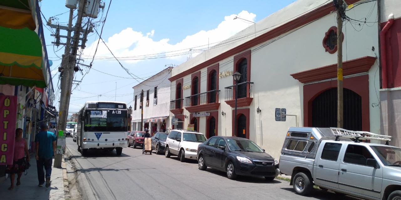 Timado por paqueros en el Centro Histórico de Oaxaca | El Imparcial de Oaxaca